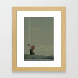 If You Want To be like The Folks on the Hill Framed Art Print