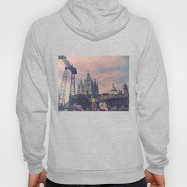 Carnivals and Colors and Castles and Churches Hoody