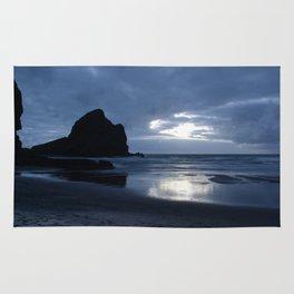 Evening Waves Rug