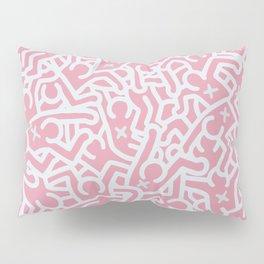 Keith Haring Variation #9 Pillow Sham