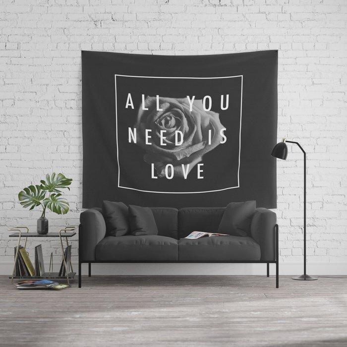 Needy Wall Tapestry