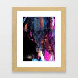 langston Framed Art Print