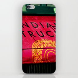 What The Truck! iPhone Skin