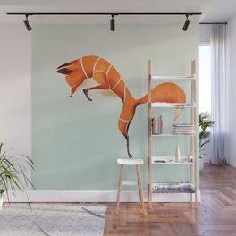 The FOX Wall Mural
