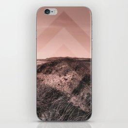 Tales of Wonder, Chevron Pattern, Sand Dunes iPhone Skin