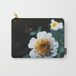 WhiteFlower Carry-All Pouch