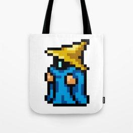 16-Bit Black Mage Tote Bag