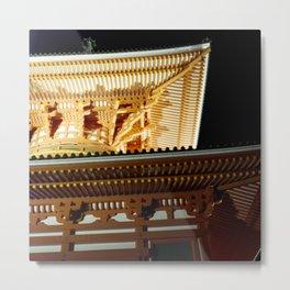 Koyasan temple 2 Metal Print