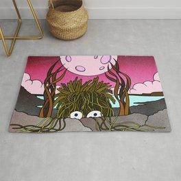 Seaweed's Forever Love Letter Rug