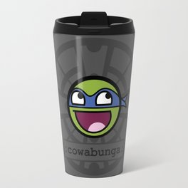 Cowabunga Buddy Squad: Leonardo Travel Mug