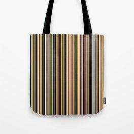 Old Skool Stripes - The Dark Side Tote Bag