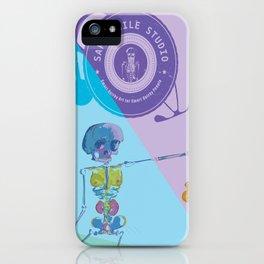 Ukulele Baby iPhone Case