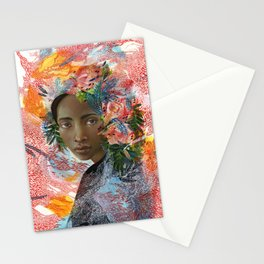 Flora and Fauna Stationery Cards