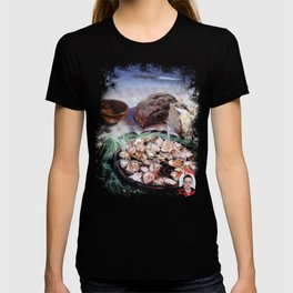 Pulpo a la gallega/Polbo a galega/Galician octopus T-shirt