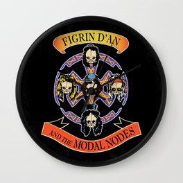 Figrin D'An and the Modal Nodes Wall Clock