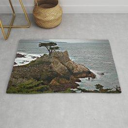 Monterey Lone Cypress Rug