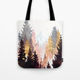 Wine Forest Tote Bag