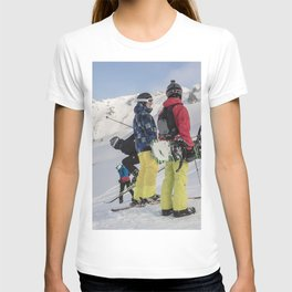 Skiers 2017 T-shirt