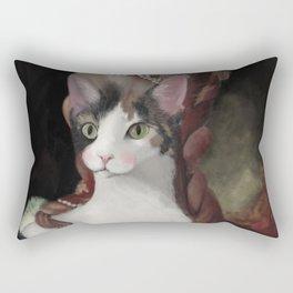 Marie Cationette Rectangular Pillow