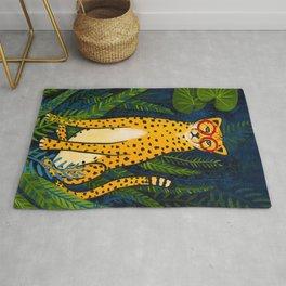 Jungle Cheetah Rug