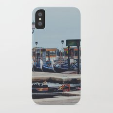 Out for a ride iPhone X Slim Case