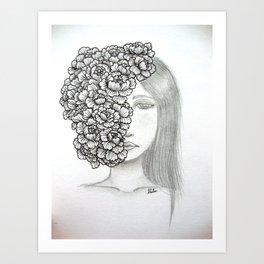 Floral #1 Art Print