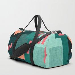 Teal Klee houses Duffle Bag