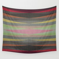 rug Wall Tapestries featuring Rug by SensualPatterns