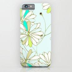 Breezy Floral Slim Case iPhone 6s