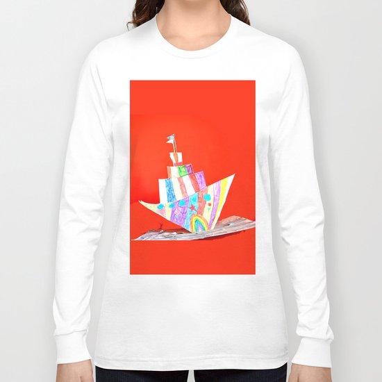 iMAGiNARY JOURNEY Long Sleeve T-shirt