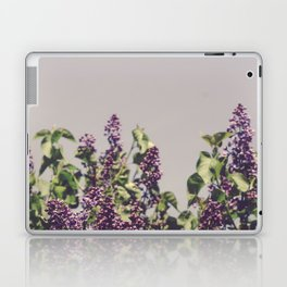 Wild Lilacs Laptop & iPad Skin