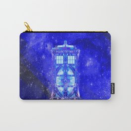 The Tardis Carry-All Pouch