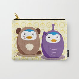 N°1 & N°2 - Disguise Team Carry-All Pouch