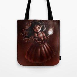 'Emma Fire Starter' Tote Bag