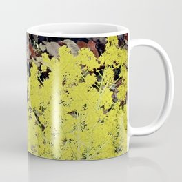 Copper and lights Coffee Mug