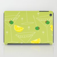 cocktail iPad Cases featuring Cocktail by ViconiaMcAliens