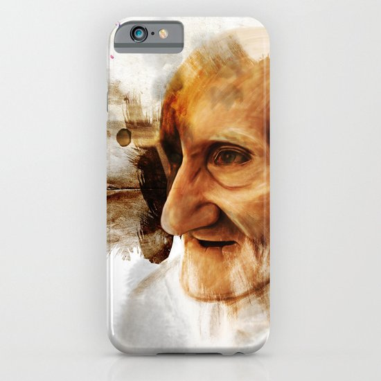 The Old man iPhone & iPod Case