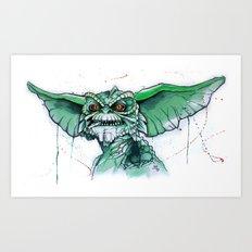 Gremlin Art Print