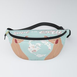 Be Kind to our Earth Fanny Pack