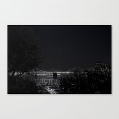 San Francisco's night - EEUU  Canvas Print