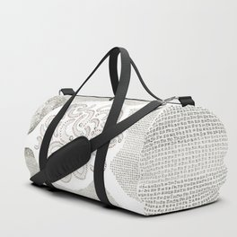Evolutions - Burrowed Duffle Bag