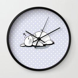 I Love Totoro 2.0  Wall Clock