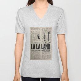 La La Land 1 Unisex V-Neck