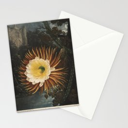 Reinagle, P. (1749-1833) & Pether, A. 1763-1812) - The Temple of Flora 1807 - Cereus Stationery Cards