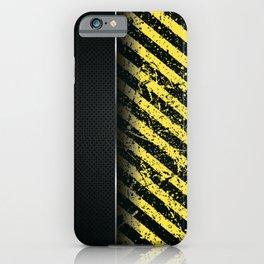 Danger V iPhone Case