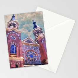 St. Mary's Catholic Church Stationery Cards