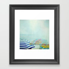 Summer Sizzle Framed Art Print
