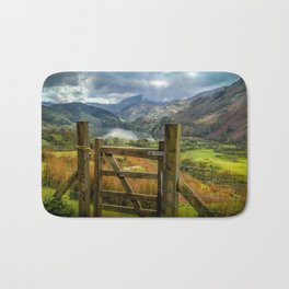 Valley Gate Bath Mat