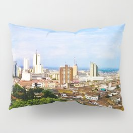 View Cali Valle del Cauca. Pillow Sham