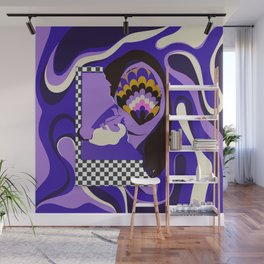 Mindful Mother Wall Mural